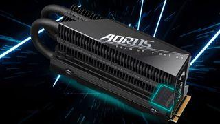 Gigabyte Aorus Gen4 7000s Premium SSD