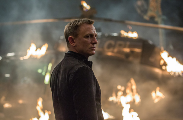 Spectre Daniel Craig James Bond 007