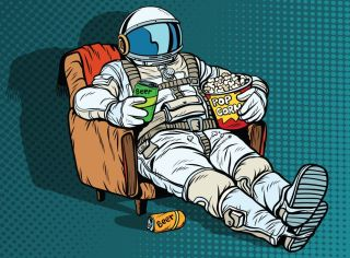 Astronaut downtime