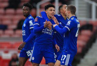 Stoke City v Leicester City – Emirates FA Cup – Third Round – bet365 Stadium