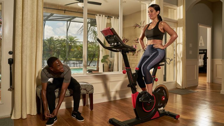 Echelon Connect EX-3 smart exercise bike review