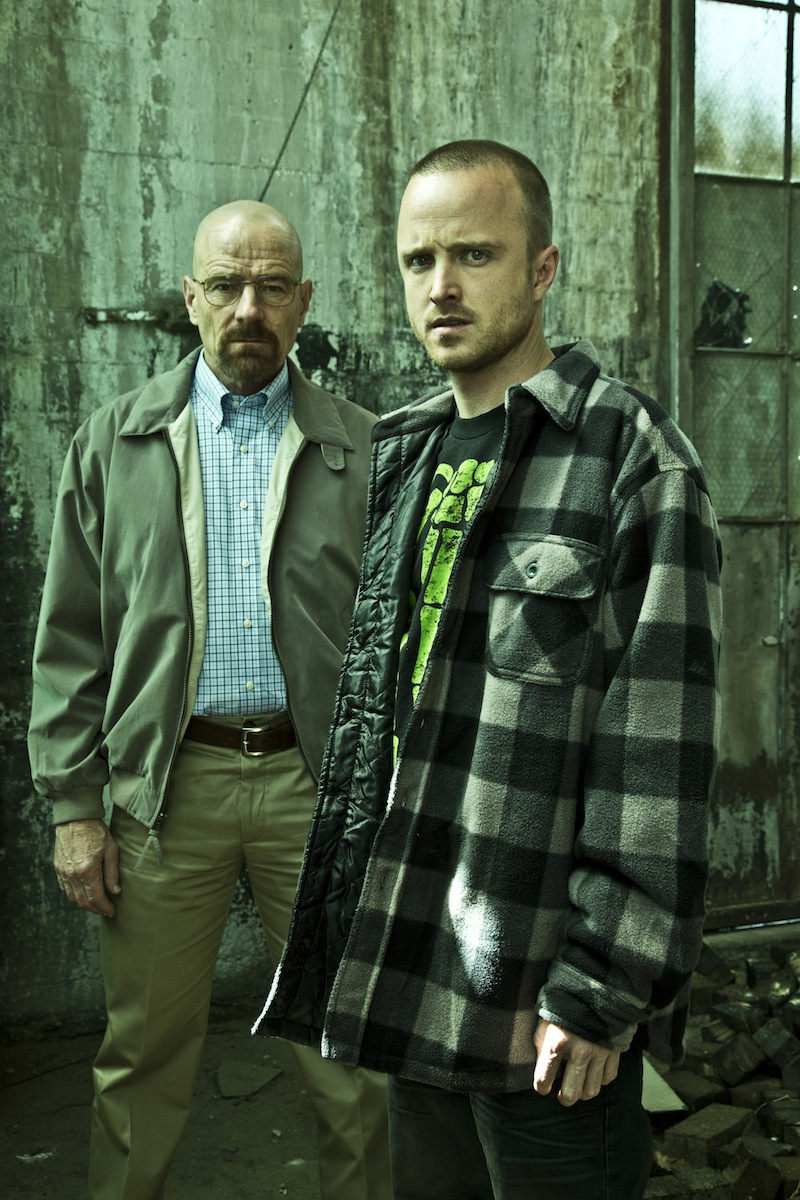 Breaking Bad Season 5 Photos Show The Cast And Walter White's Partner Relationships #22567