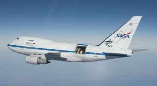 NASA's SOFIA airborne observatory