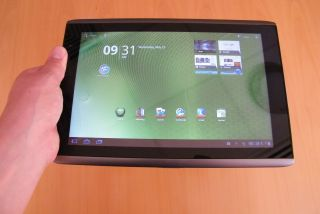 Acer Iconia Tab A500 losing its memory