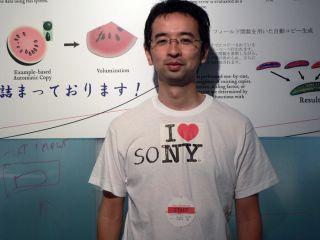 I heart Sony