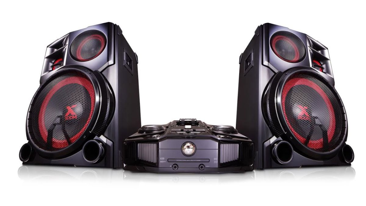 lg 39 s x boom audio system has time travelled from the 80s. Black Bedroom Furniture Sets. Home Design Ideas
