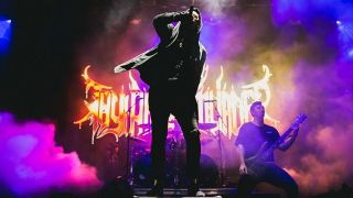 McMahon back with Thy Art Is Murder