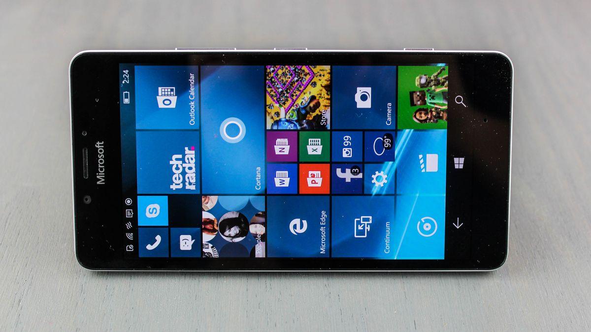 Microsoft Lumia 950 Review Techradar