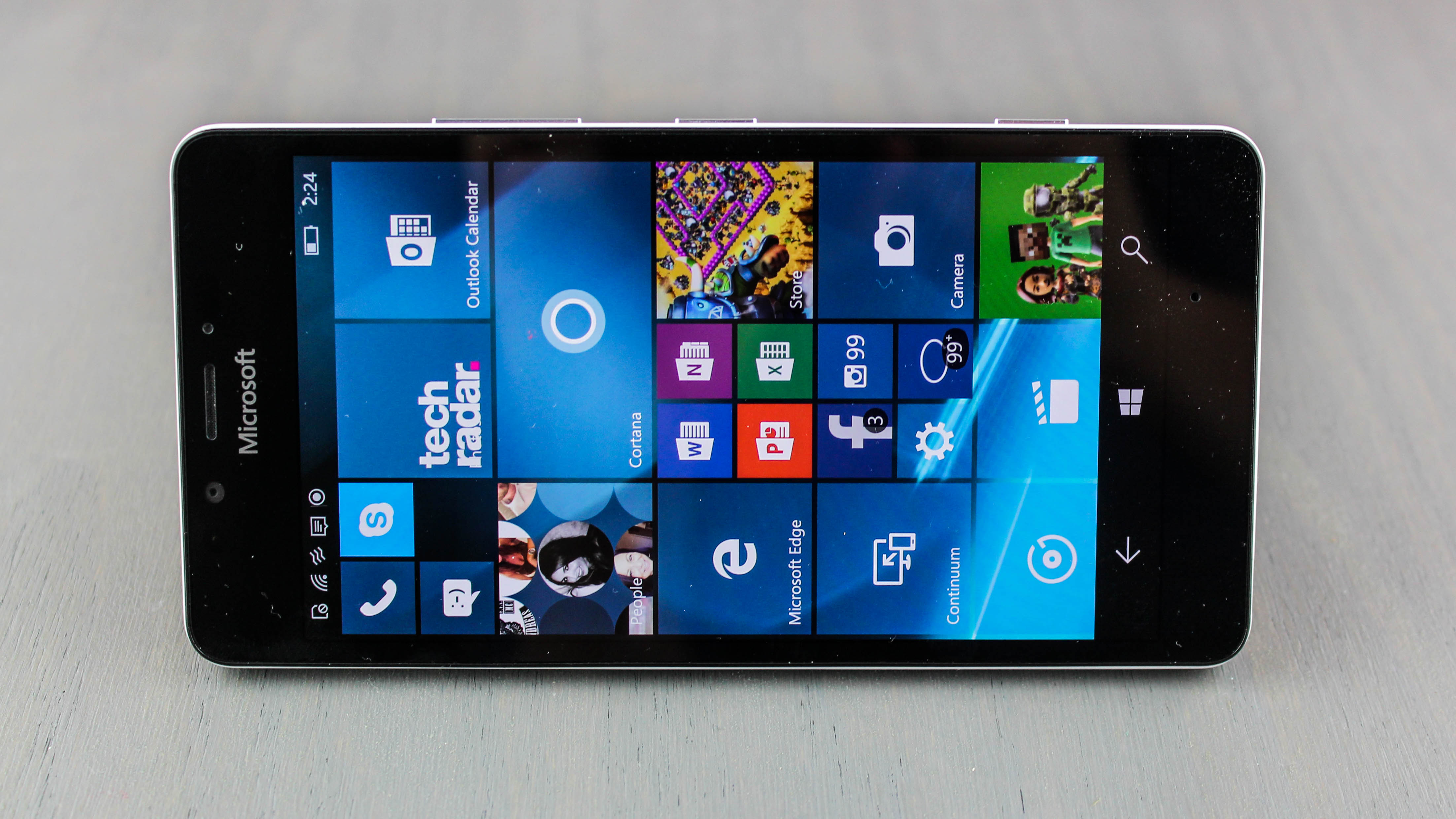 Microsoft Lumia 950 review: Page 7 | TechRadar
