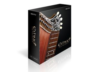 MOTU Ethno Instrument 2 is double the size of its predecessor.