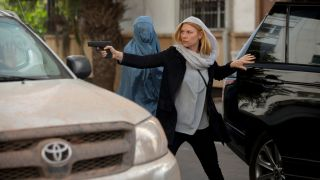 Watch Homeland season 8 for free online
