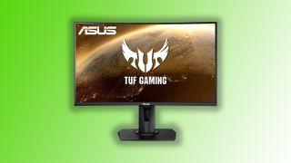 Asus TUF Gaming VG27WQ monitor