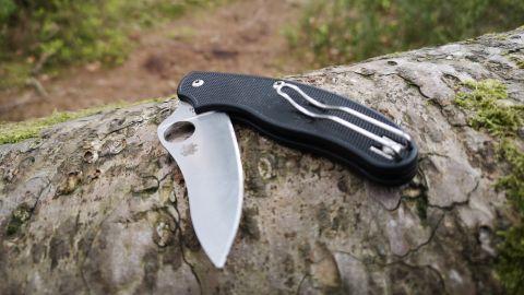 Spyderco UK Penknife Drop Point (UKPK)