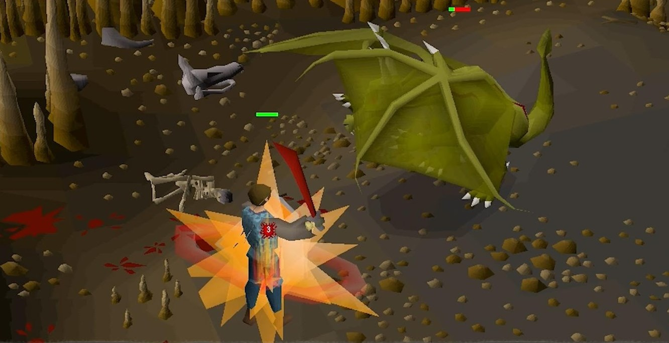 Jagex moderator fired for stealing 45 billion coins from Old