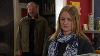 Will Jimmy forgive Nicola in Emmerdale