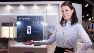 Samsung at Display Week