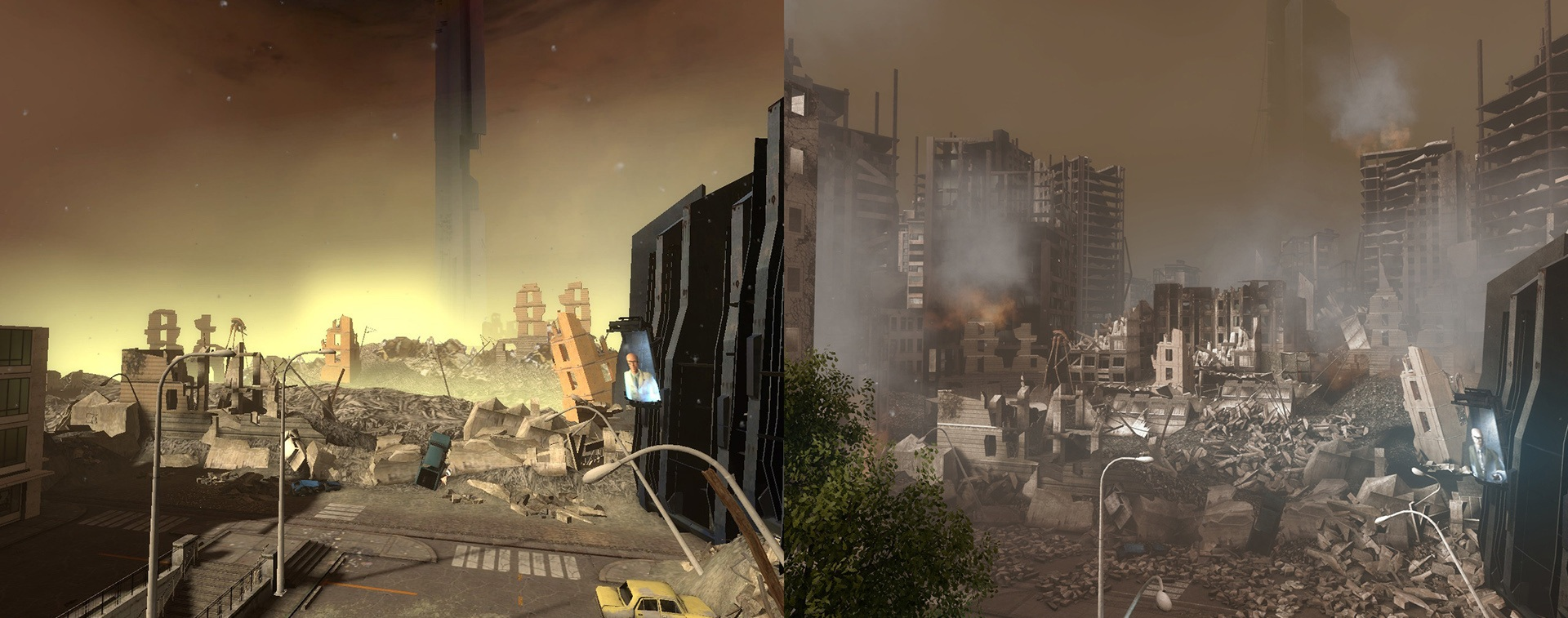 Half-Life 2 Cinematic Mod soups up the sparkle, adds graphical gloss