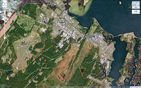 Access Denied! 18 Places Google Maps Won\'t Let You See | PC Gamer