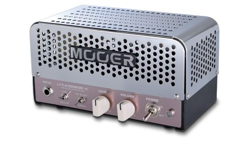 The Mooer Little Monster AC is inspired by Vox's AC Series amplifiers