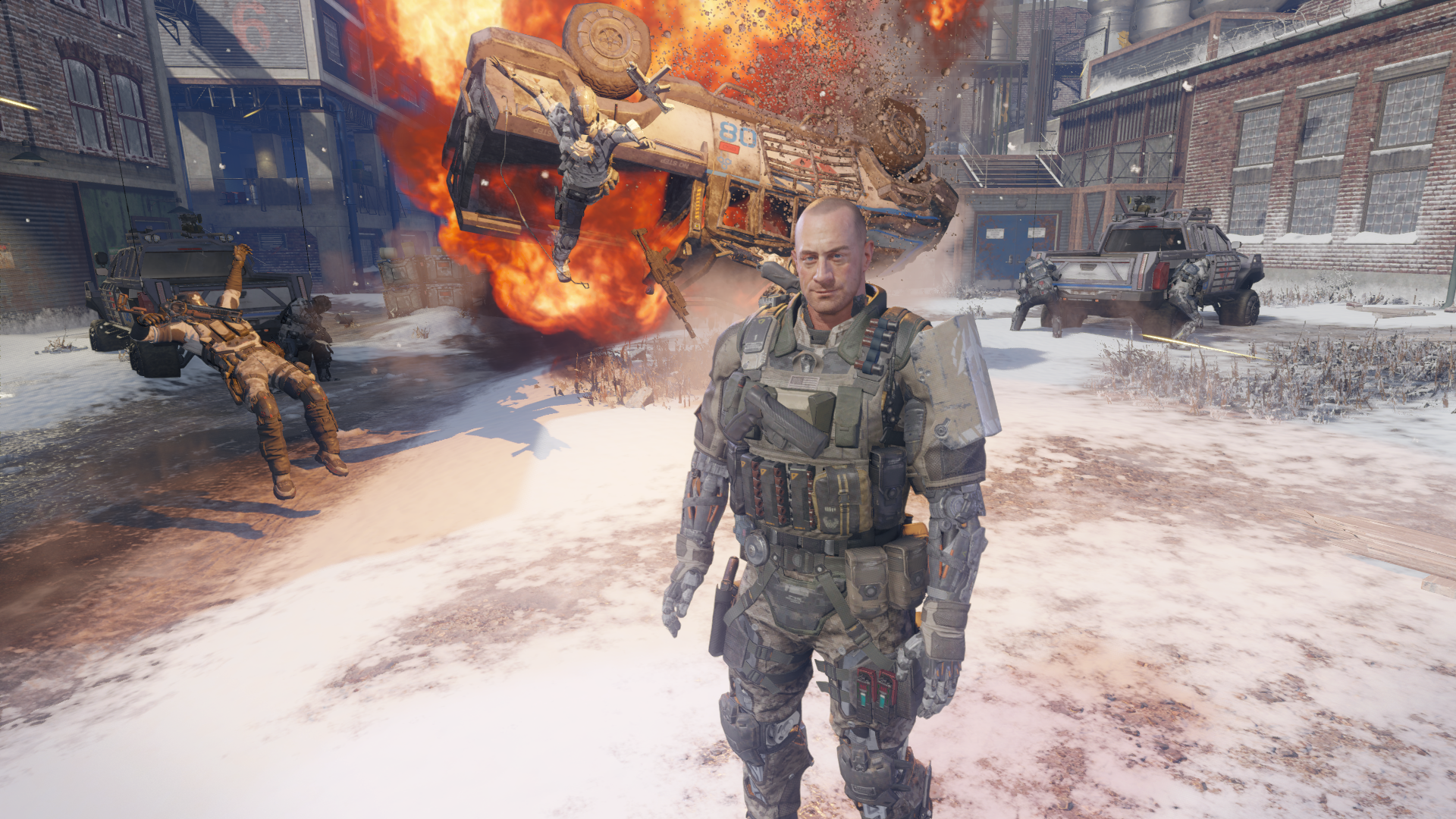 Call Of Duty Black Ops 3 Pc Review Pc Gamer