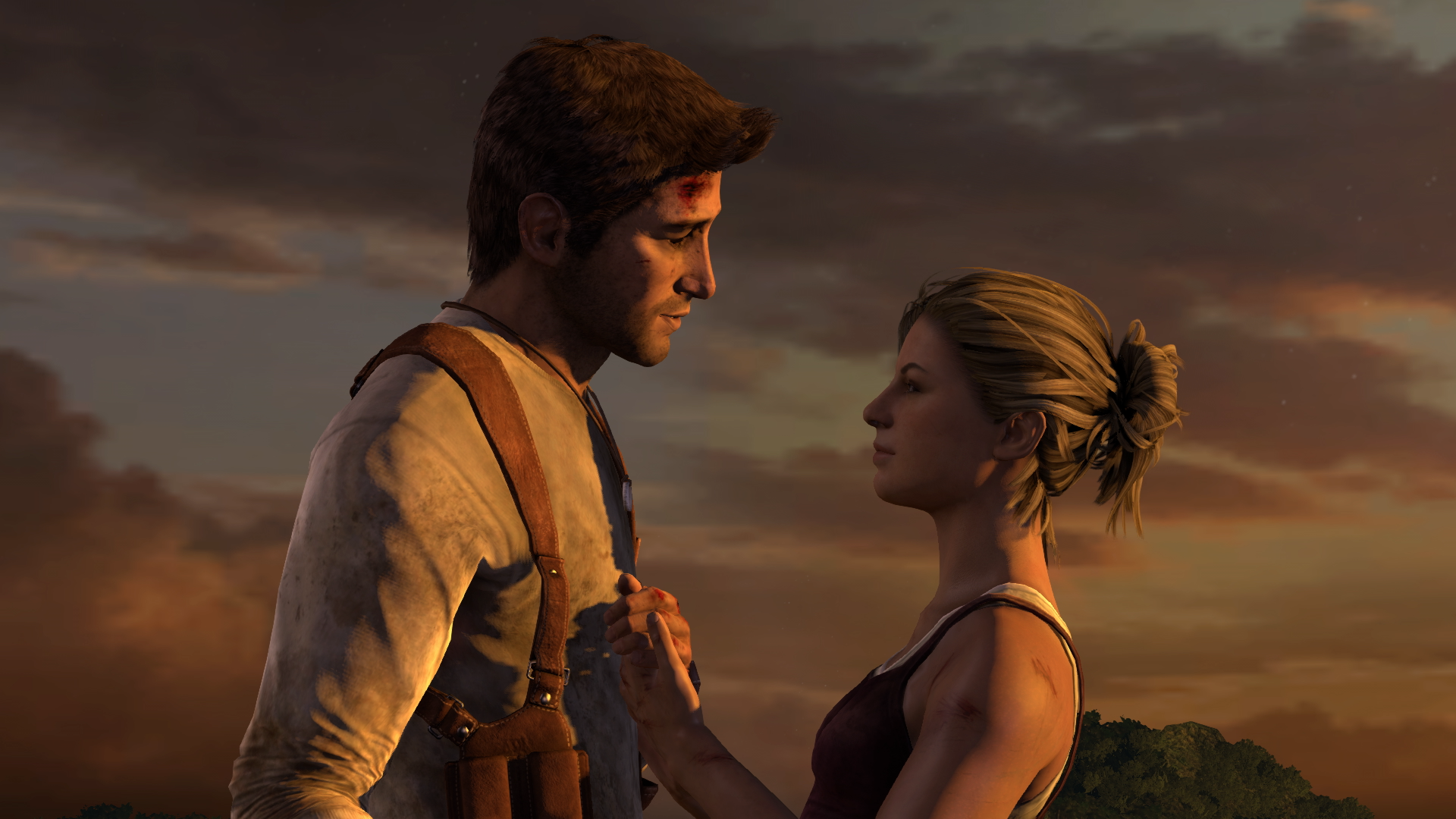 First Time Players The Uncharted Series Gamesradar