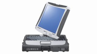 Panasonic's Toughbook gets 10 hour battery life
