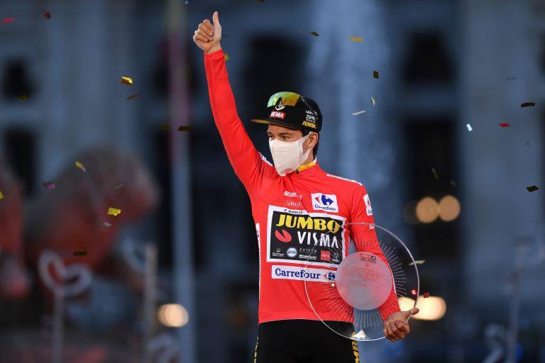Primož Roglič wins the Vuelta a España 2020
