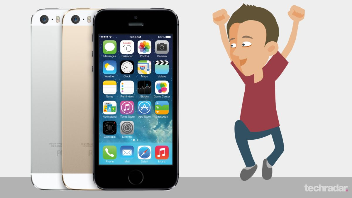 7 things you'll love about the iPhone 5S | TechRadar