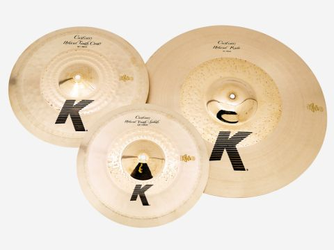 zildjian k custom hybrid cymbals musicradar. Black Bedroom Furniture Sets. Home Design Ideas