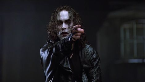 Comic creator James OBarr discusses The Crow reboot