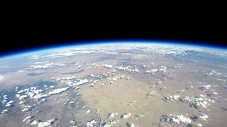 A view from 120,000 feet