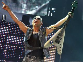 Rudolf Schenker says the Scorpions farewell is more like so long