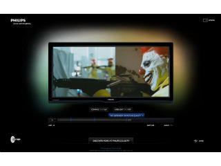 Philips Cinema 21:9 gets new website