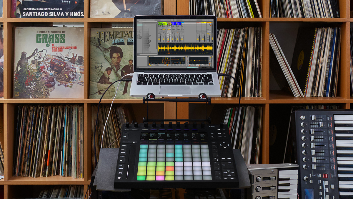 Learn Ableton Live: music production tips and tutorials | MusicRadar