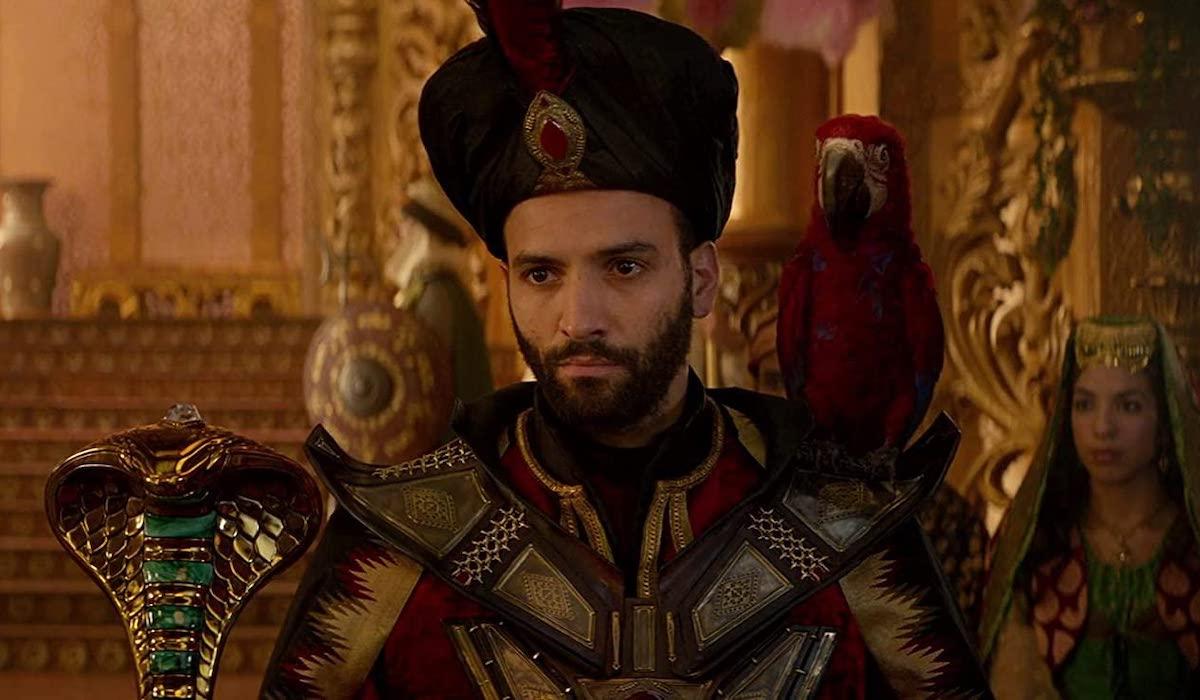 Marwan Kenzari as Jafar in Aladdin live-action
