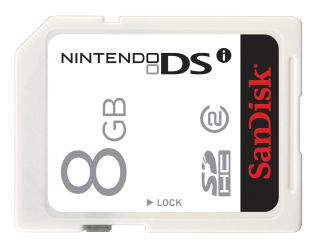 SanDisk launches ridiculously expensive Nintendo-branded SDHC cards