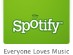 Spotify allows you instant access to millions of free tunes