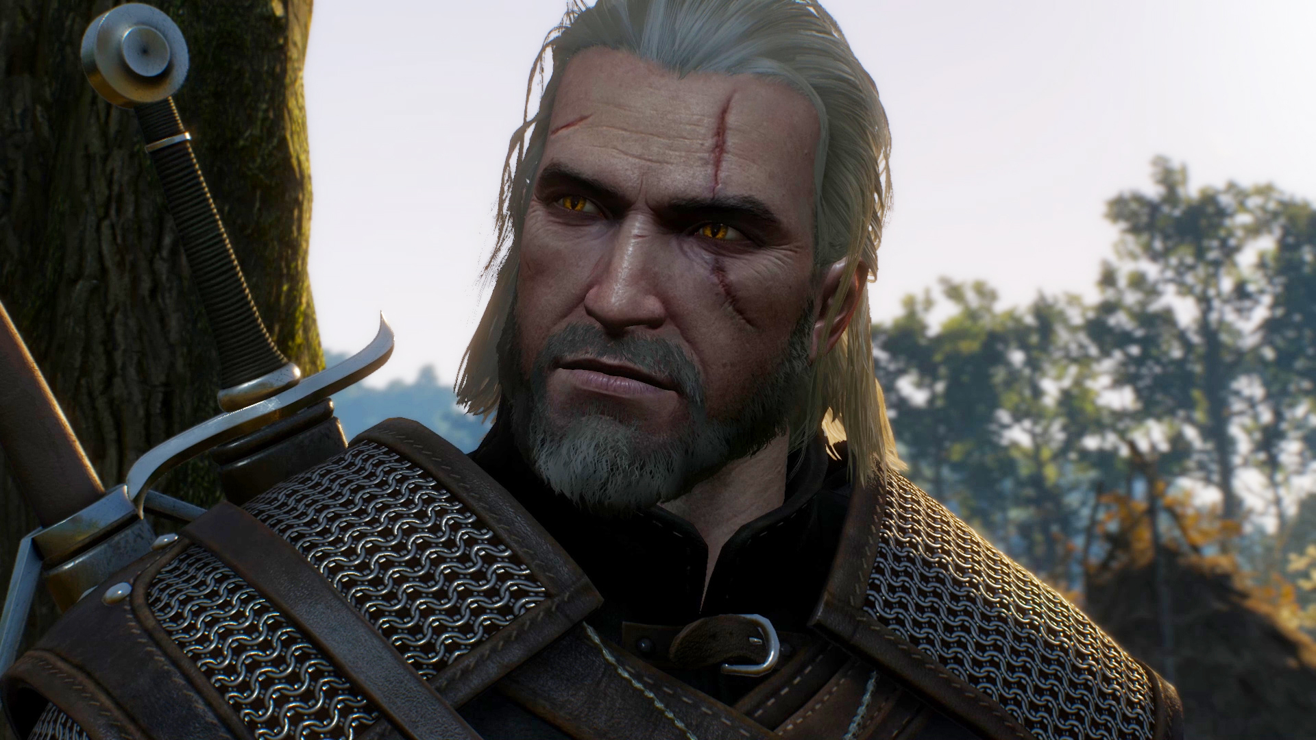 The Witcher 3 patch 1 07: Geralt's new movement mode