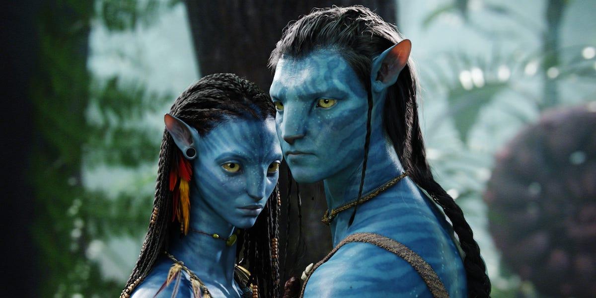 Avatar's Na'vi