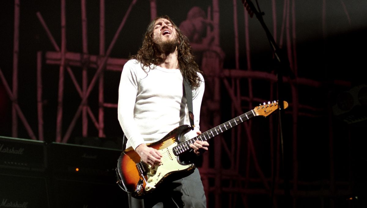 5 songs guitarists need to hear by… John Frusciante