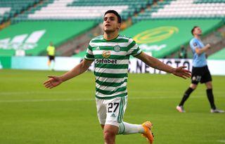 Celtic v KR Reykjavik – UEFA Champions League – Qualifying – First Round – Celtic Park