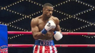 Michael B. Jordan in Creed 2