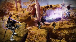 Destiny 2 astral alignment battle