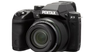 Pentax announces 26x superzoom X-5 camera