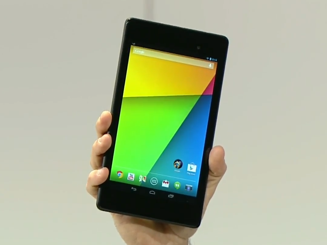 Google Nexus 7 2013 Review Specs Features And Analysis Itproportal