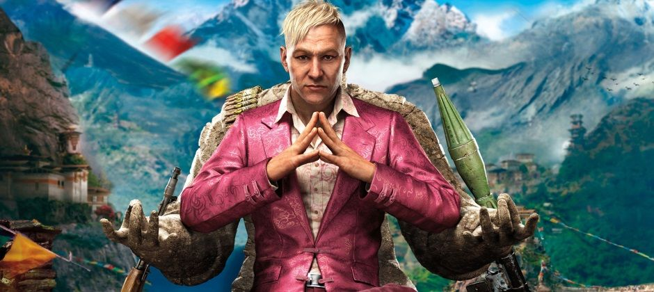 Troy Baker Threatened To Murder The Coffee Girl For His Far Cry 4