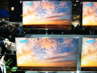 Samsung D8000 series has model looks