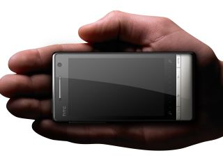 The HTC Touch Diamond2 - pricey