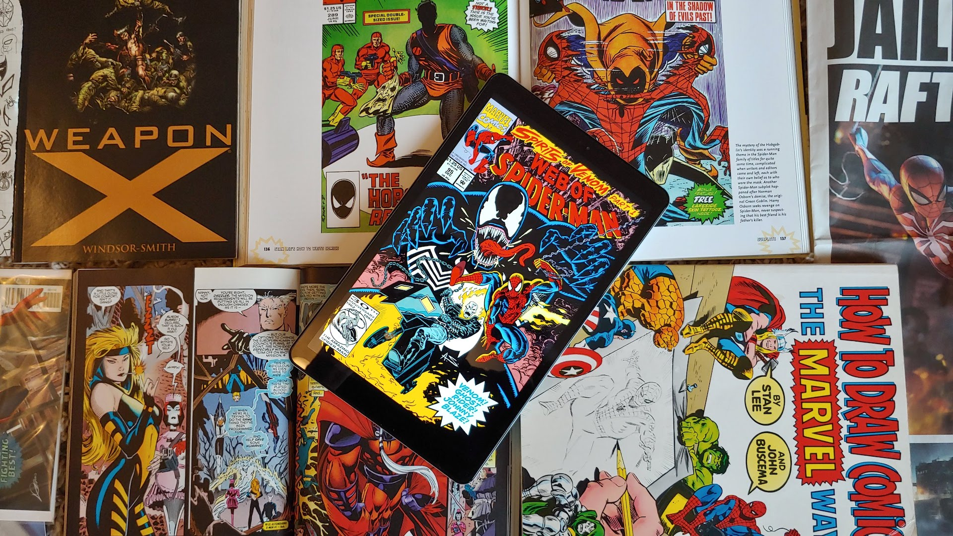 Best comic book apps: from Marvel to DC and everything in between |  TechRadar