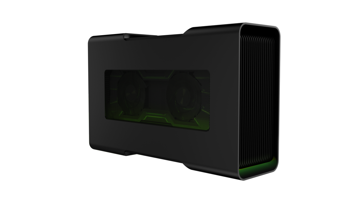 The Razer Core looks like the graphics card enclosure we ...